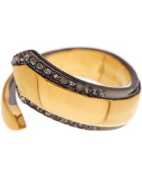 Botkier - Accented Open Wrap Ring - Lyst