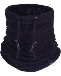 Bickley + Mitchell Cable Knit Snood - Blue