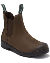 Eastland Justin Leather Chelsea Boot - Green