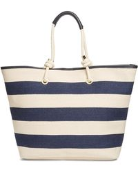 Phase 3 - Rope Handle Canvas Tote - Lyst