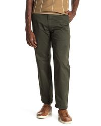 "7 Diamonds Journey Straight Fit Pants - 34"" Inseam - Green"