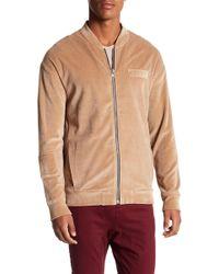 Religion - Mandarin Collared Zipper Sweater - Lyst