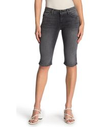 Hudson Jeans - Viceroy Knee Shorts - Lyst