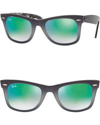Ray-Ban - Wayfarer Sunglasses - Lyst