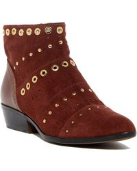 Geox - D Kennity Suede Boot - Lyst