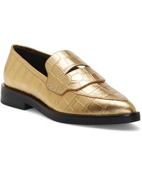 Rebecca Minkoff Pacey Penny Loafer - Metallic