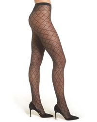 Wolford - Dot Net Tights - Lyst