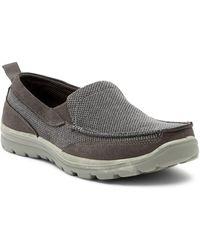 Deer Stags - 902 Fitz Twin Gore Slip-on Sneaker - Lyst