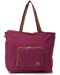Most Wanted Usa The Foldable Tote Bag - Multicolor