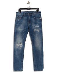 DIESEL Thommer Slim Leg Jeans - Blue