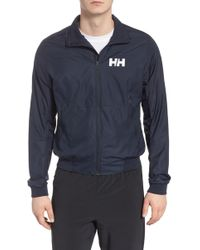 Helly Hansen - Crew Regular Fit Windbreaker Jacket - Lyst