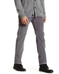 "Brooks Brothers - 5 Pocket Corduroy Pant - 30-34"" Inseam - Lyst"