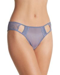 Honeydew Intimates Natalie Hipster Panty - Blue