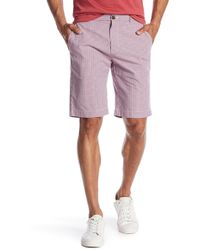 Brooks Brothers - Country Pattern Bermuda Shorts - Lyst
