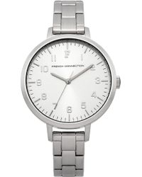 French Connection - Women's Rosebery Watch - Lyst