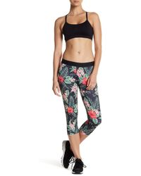Hurley Dri-fit Crop Legging - Multicolour