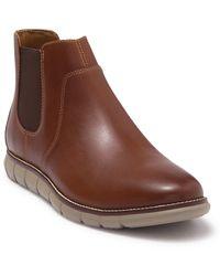 Johnston & Murphy Holden Chelsea Boot - Brown