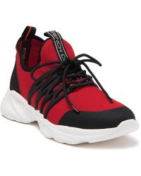French Connection Damien Sneaker - Red
