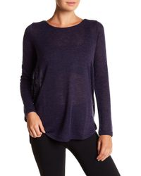 Threads For Thought - Back Cutout Derinda Top - Lyst