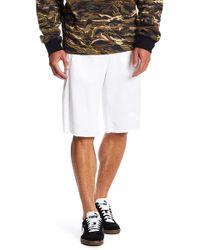 "PUMA - 12"" Sweat Bermuda Shorts - Lyst"