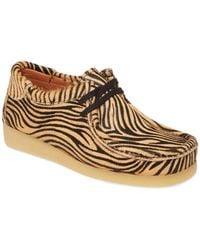 Jeffrey Campbell Husky Genuine Calf Hair Chukka Boot - Brown