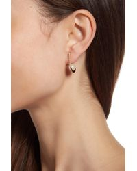 Vince Camuto - Ball Huggie Earrings - Lyst