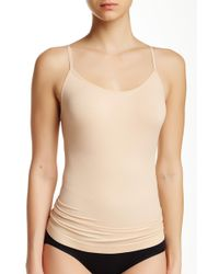 Yummie By Heather Thomson Seamless Shaping Camisole - Natural