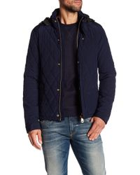 Scotch & Soda - Lightweight Quilted Jacket - Lyst
