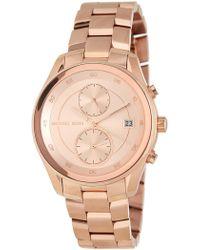MICHAEL Michael Kors - Women's Briar Bracelet Watch, 40mm - Lyst