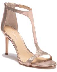 1abcf926826 Imagine Vince Camuto - Phoebe Embellished T-strap Sandal (women) - Lyst