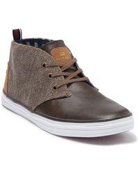 Ben Sherman Brahma Chukka Sneaker - Brown