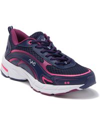 Ryka - Inspire Athletic Sneaker - Wide Width Available - Lyst