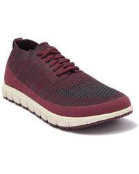 Altra Vali Knit Sneaker - Red
