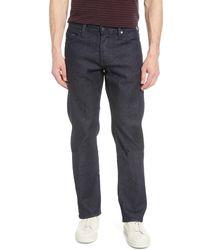 AG Jeans Protégé Straight Leg Jeans - Blue