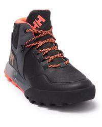 Helly Hansen Loke Rambler Waterproof High Top Sneaker - Black