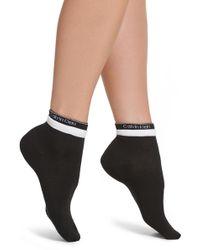 CALVIN KLEIN 205W39NYC - Modern Logo Ankle Socks - Lyst