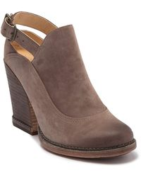 Timberland - Marge Suede Slingback Bootie - Lyst