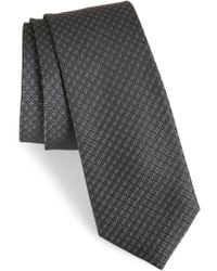 Calibrate - Geometric Silk Tie - Lyst