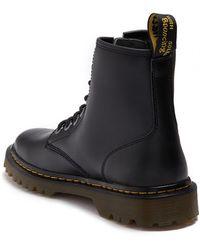 Dr. Martens Awley 8-eye Boot - Black
