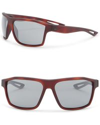 Nike - Men's Legend 65mm Wrap Sunglasses - Lyst