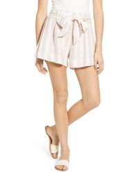 Rails Katy Stripe Shorts - Multicolor