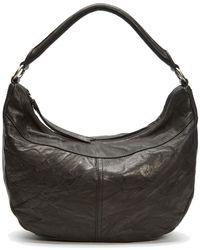 Frye - Veronica Leather Zip Hobo Bag - Lyst