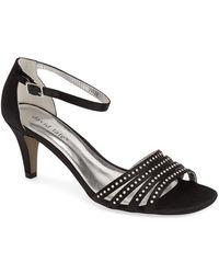 David Tate - 'terra' Ankle Strap Sandal - Lyst