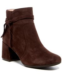 Patricia Green - Tie Suede Boot - Lyst