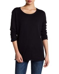 INHABIT - Knit Pullover - Lyst