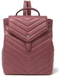 Lodis Carmel Hermione Quilted Backpack - Multicolour
