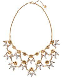 Trina Turk - Stone Dome Drama Necklace - Lyst