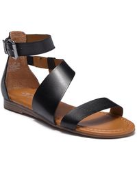 Franco Sarto - Griffith Leather Sandal - Lyst