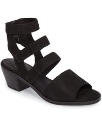 Eileen Fisher - Vessey Strappy Sandal - Lyst