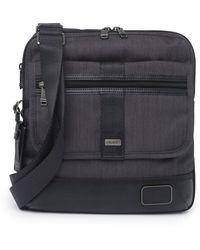 Tumi East Ridge Zip Flap Crossbody Bag - Grey